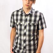 Рубашка Levis мужская, короткий рукав (S)