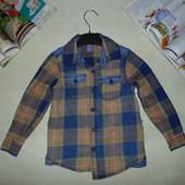 Моднячая рубашк DopoDopo 2-3г(92-98см)Мега выбор обуви и одежды!