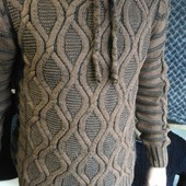 Новинка!!Мужской свитер.Размеры: 42- 48