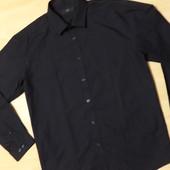 Рубашка черная TU (Бангладеш),  новая, р. 52