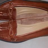 Стильные кожаные Footglove,39 р.(6).