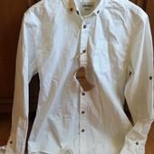 Новая белая рубашка р.М Goodsouls