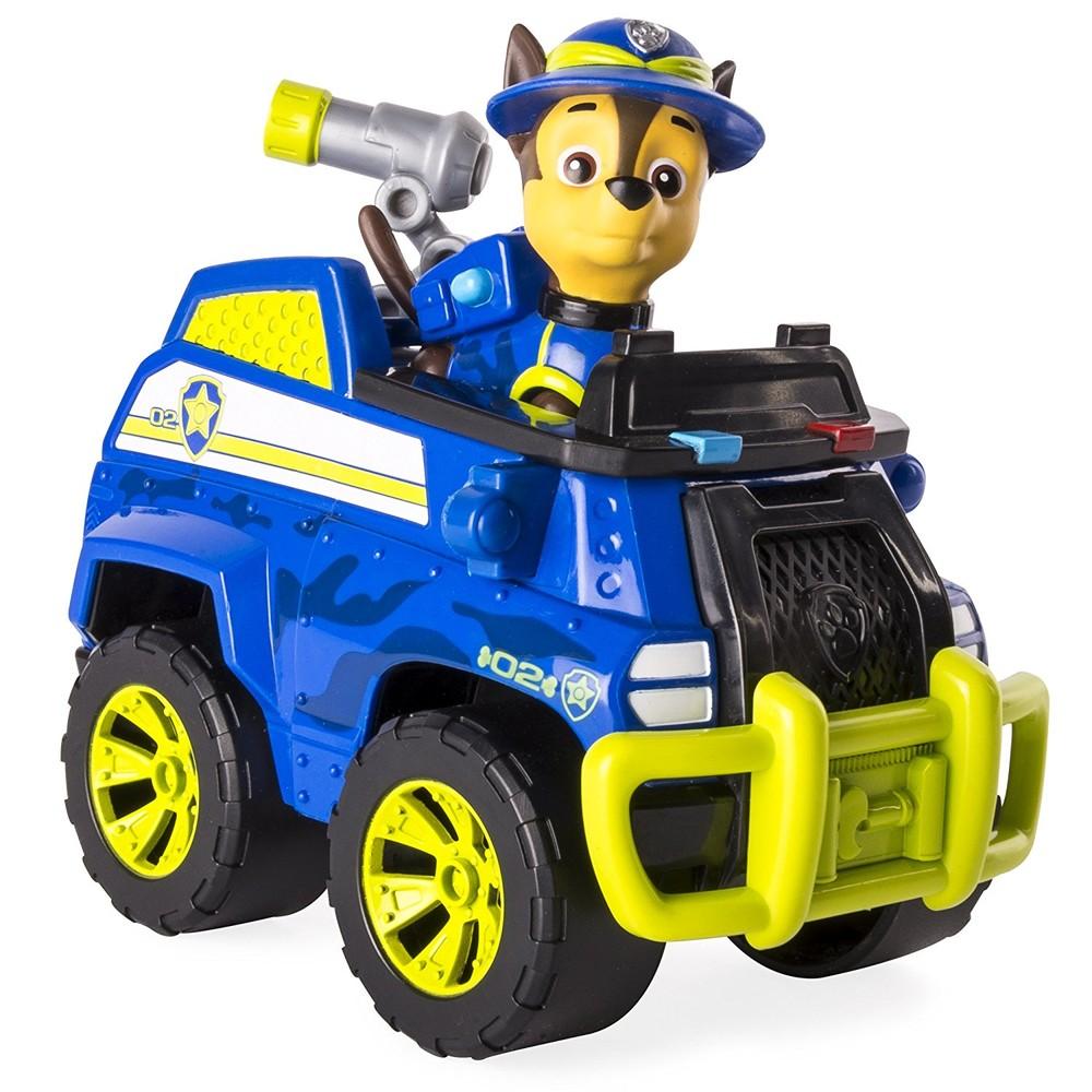 Цена снижена! paw patrol jungle гонщик на джангл машине, в наличии! фото №3