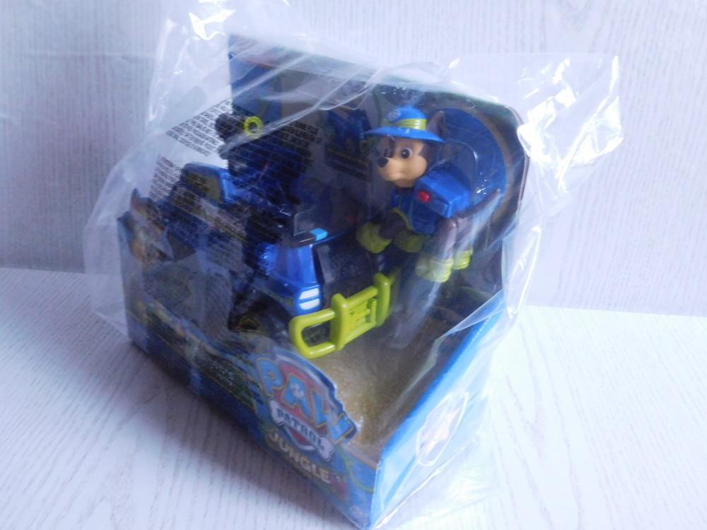 Цена снижена! paw patrol jungle гонщик на джангл машине, в наличии! фото №5