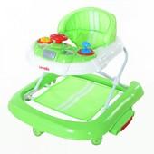 Детские ходунки Carrello CRL-9601 машинка зеленая