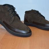 мужские зимние ботинки shamrock 40-45р