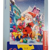 Пазлы Новогодние Рождетсво Castorland 60, 120, 260