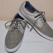 Текстильные туфли, мокасины Chevignon р. 40 состояние новых