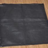 Подарок наволочка чехол-подушка кожа
