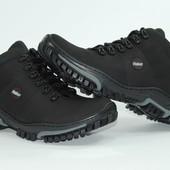Мужские зимние ботинки Faber в спортивном стиле