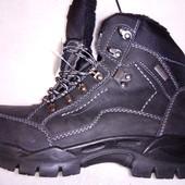 Ботинки зима термо Landrover  мембрана 41р - 27 см, новые сток
