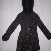куртка пальто зимнее, р. 152-158, Tammy, Великобритания