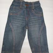 джинсы на 6-12 мес