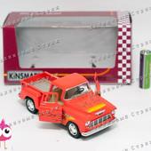 Металлическая машинка Kinsmart Chevy Stepside Pickup 1955, масштаб 1:32