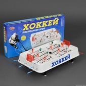 Настольная игра Хоккей на штангах, JT 0701, настольный хоккей