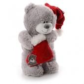 IF66 Мякая іграшка плюшевий ведмедик 35 см