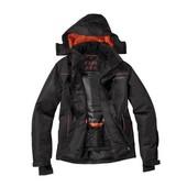 Зимняя термо куртка Crivit (германия), размер 54 евро , цвет черный