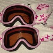 Отличные очки девочкам для сноубордингом для катания на лыжах