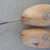 Формодержатели (втсавки, распорки) дерево+пружина Salamander р-р. 41-45