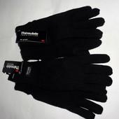 Перчатки с наполнителем Thinsulate женские и мужские