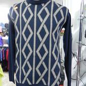 Нарядная мужская кофта M-L