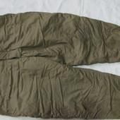 Теплые ватные штаны Размер 54, рост 4