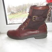 Кожаные ботинки Ugg Australia Waterproof 38 р.