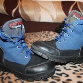 Ботинки Ricosta на мальчика 30 р