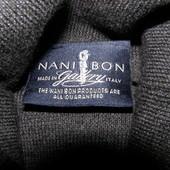 Nanibon гольф 54-размер 70% мериносовая шерсть 20% шелк 10% кашемир. Оригинал. Италия