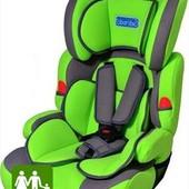 Автокресло детское M 0522 зеленое