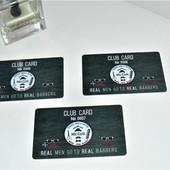 Клубная карта в Barbershop & tattoo Mr. Colt, крутой подарок Вашему мужчине!
