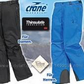 Лыжные мужские зимние термо штаны. Германия