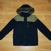 TU (11-12 лет) демисезонная курточка для мальчика. (Еврозима)