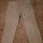 Лляні штани,розмір 46/30