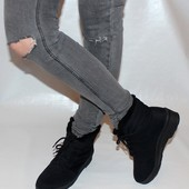 Термо - ботинки 40 р Rohde SympaTex зима Германия оригинал