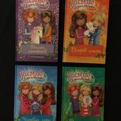 Дуже цікаві книжечкі для дітей.