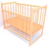 Кроватка детская деревянная №2
