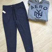 Чоловічі спортвні штани Aeropostale розмір м джогери з матньою