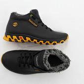 Зимние ботинки Timberland кожа