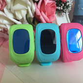Детские умные часы с gps трекером Smart Baby Watch Q50 (оригинал)