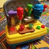 Музичний набір інструментів для хлопчика