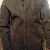 Куртка натуральная кожа р. 48-50