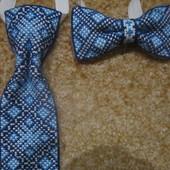 Вишитий галстук (набор на вибiр)