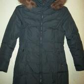 Фирменное пальто-пуховик Kocca, размер S