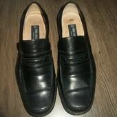 туфли кожа 45 -46 размер Италия piero cavaliere