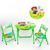 Столик и 2 стульчика DT22/466-203