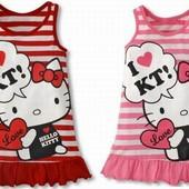 Летний сарафан  Hello Kitty под заказ