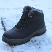 Ботинки мужские на зиму