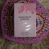 Туалетная вода Women Secret Feminine на подарок