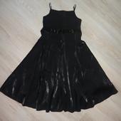 Нарядное платье на 7 лет TU